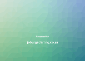 joburgsdarling.co.za