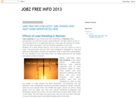 jobzfreeinfo.blogspot.com
