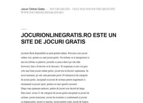 jocurionlinegratis.ro