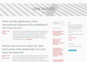 jodebloggs.wordpress.com