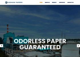 jodhanipapers.com
