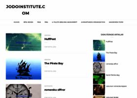 jodoinstitute.com