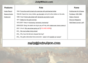jodywilson.com
