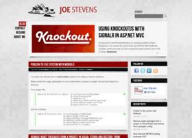 joe-stevens.com
