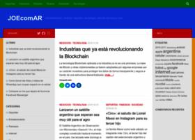 joe.com.ar