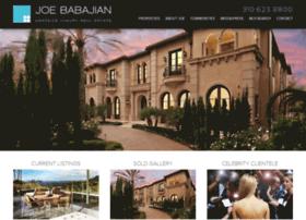 joebabajian.com