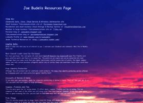 joebudelis.homestead.com