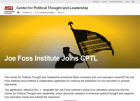 joefossinstitute.org