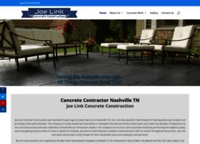 joelinkconcrete.com