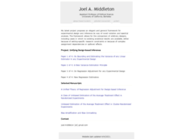 joelmiddleton.com