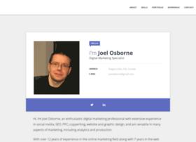 joelosborne.com