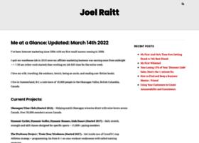 joelraitt.com