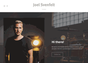 joelsvenfelt.com