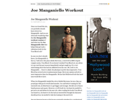 joemanganielloworkoutx.com