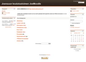 joemoodle.jns.fi