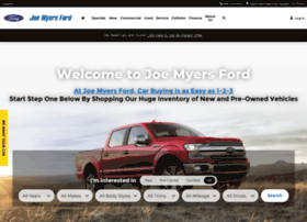 joemyersford.com