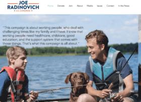joeradinovich.com
