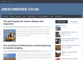 joeschneider.co.uk