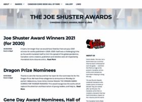 joeshusterawards.com