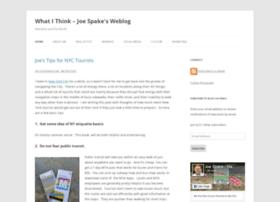 joespakeblog.com