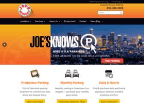 joesplazaparking.com