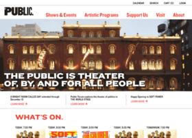 joespub.publictheater.org
