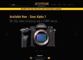 joesutherland.com