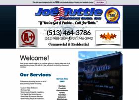 joetuttleplumbing.com