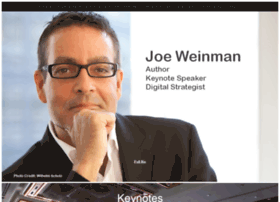 joeweinman.com