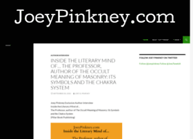 joeypinkney.com