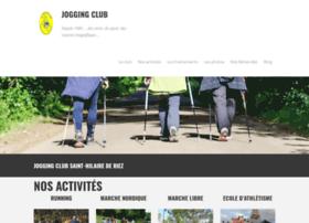 joggingclub-sthilaire.fr