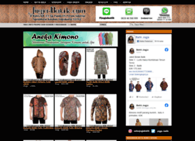 Model baju batik modern websites and posts on model baju batik modern