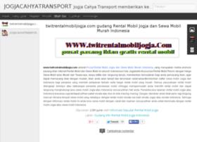 jogjacahyatransport.blogspot.com