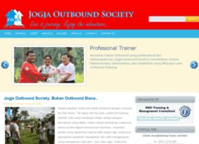 jogjaoutboundsociety.com