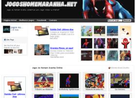 jogoshomemaranha.net
