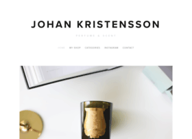 johankristensson.com