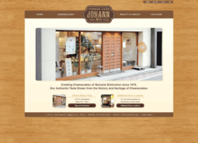 johann-cheesecake.com
