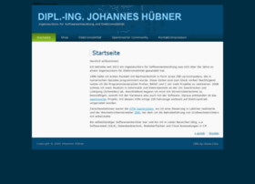 johanneshuebner.com