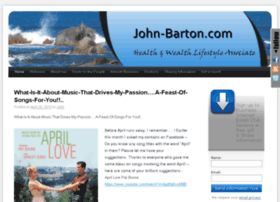 john-barton.com
