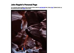 john.regehr.org