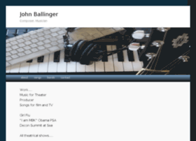 johnballinger.net