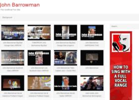 johnbarrowman.org