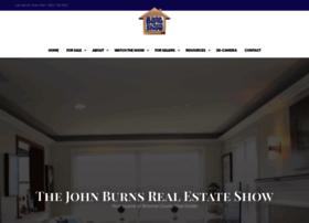 johnburnsshow.com
