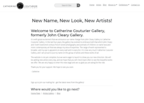 johnclearygallery.com