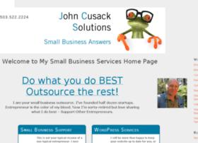 johncusacksolutions.com
