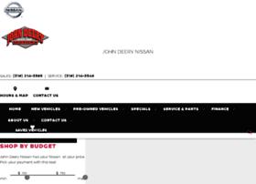 johndeerynissan.com