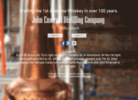johnemeralddistilling.com