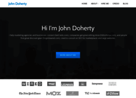 johnfdoherty.com