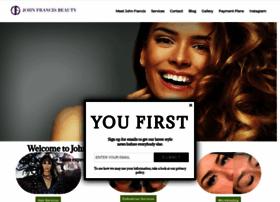 johnfrancisbeauty.com