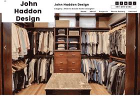 johnhaddondesign.com